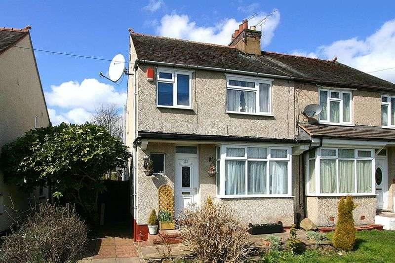 3 Bedrooms Semi Detached House for sale in ALDERSLEY, Aldersley Road