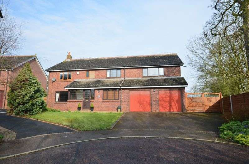 4 Bedrooms Detached House for sale in 4 Smithy Close, Stalmine, Lancs FY6 0LX