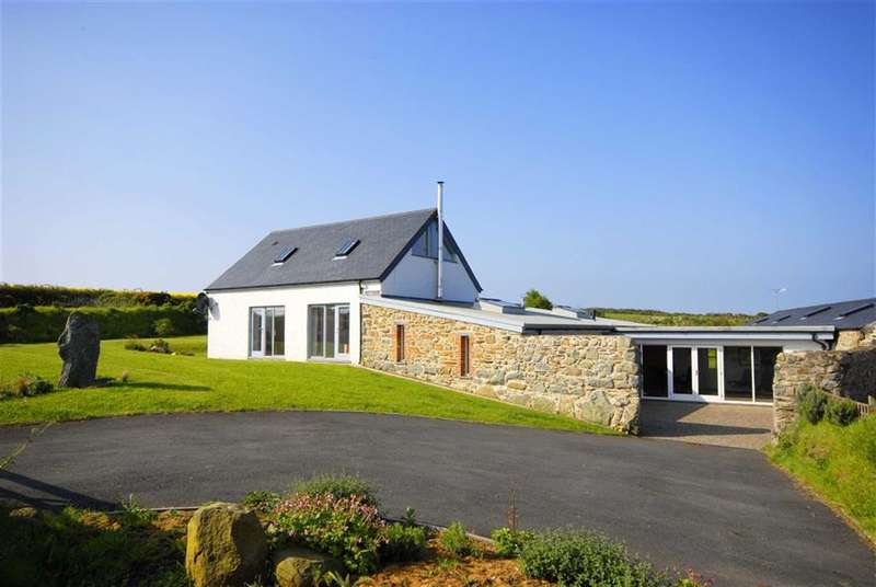 5 Bedrooms Property for sale in Cwmwdig Farm, St Davids, St Davids