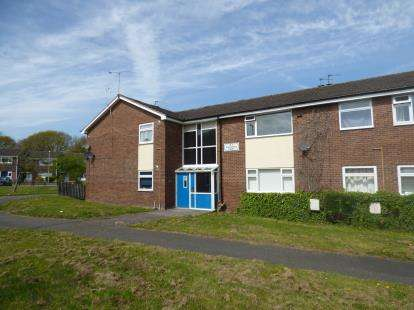 3 Bedrooms Flat for sale in Stapleford Court, Ellesmere Port, Cheshire, CH66