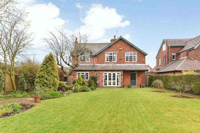 5 Bedrooms Detached House for sale in Mapperley Plains, Nottingham