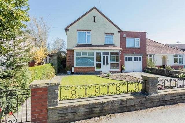 4 Bedrooms Detached House for sale in Highfield Lane, Derby, Derbyshire, DE21