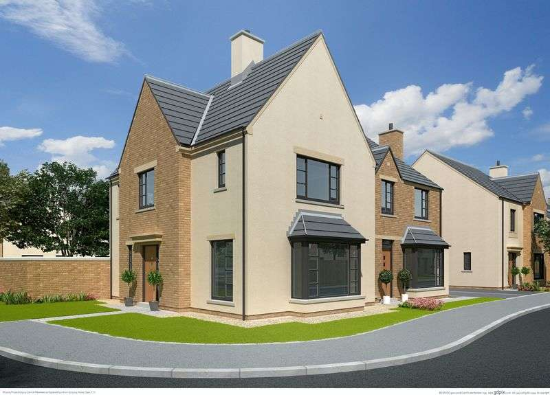 3 Bedrooms Semi Detached House for sale in The FOXGLOVE