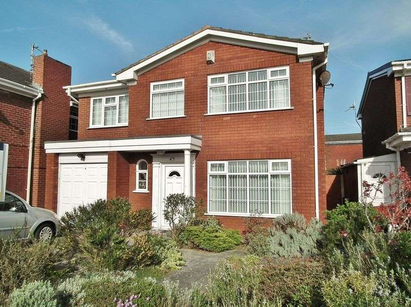 4 Bedrooms Detached House for sale in Westminster Drive, Ainsdale