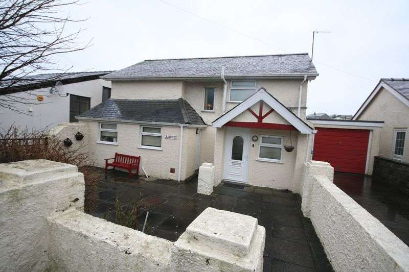 4 Bedrooms Detached House for sale in Cemaes Bay, Anglesey