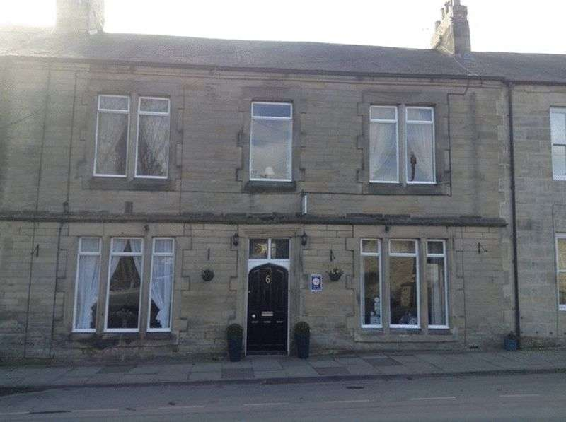 7 Bedrooms Commercial Property for sale in Morpeth, Dacre Street - 7 Bedroom Terrace House - Currently Bed & Breakfast