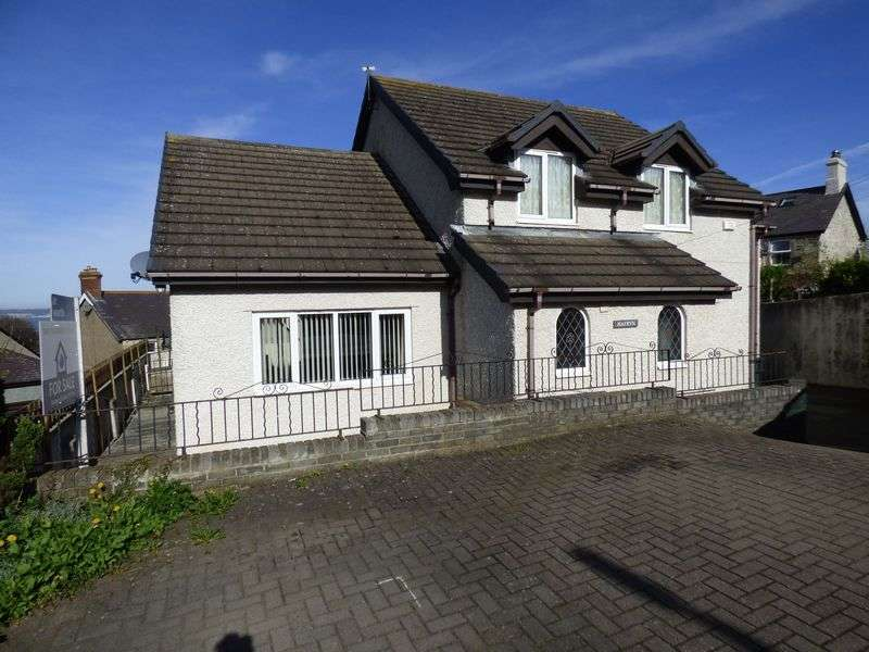 6 Bedrooms Detached House for sale in Ffordd Dinas, Llanfairfechan