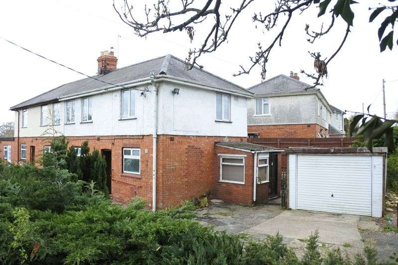 3 Bedrooms Semi Detached House for sale in Heath Lane, Great Ponton, Grantham