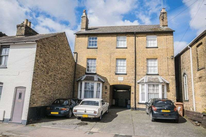 3 Bedrooms Semi Detached House for sale in New Road, Ware