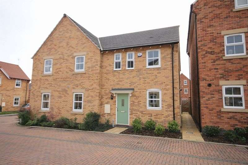 3 Bedrooms Semi Detached House for sale in QUEENSBURY PARK DRIVE, SHELTON LOCK