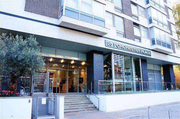 2 Bedrooms Apartment Flat for sale in Porchester Place, London