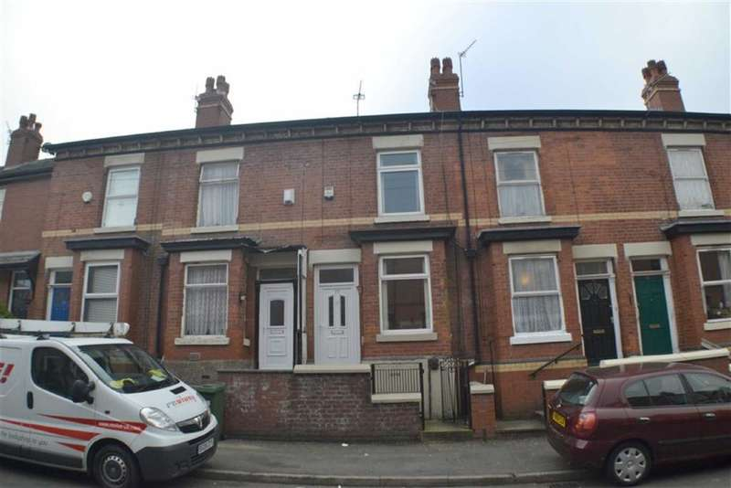 2 Bedrooms Property for sale in Edna Street, Hyde, Cheshire, SK14