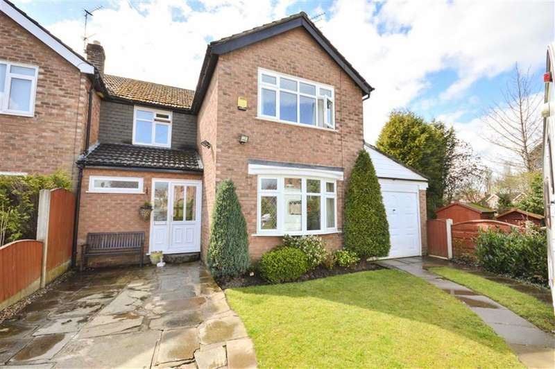 4 Bedrooms Property for sale in LAUSANNE ROAD, Bramhall, Stockport, Cheshire, SK7