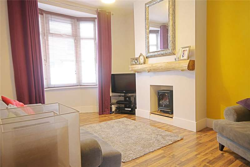 2 Bedrooms Terraced House for sale in Wilson Street, Darlington, County Durham, DL3