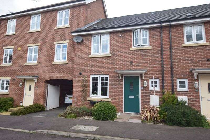 3 Bedrooms Terraced House for sale in Lundy Walk, Bletchley, Milton Keynes