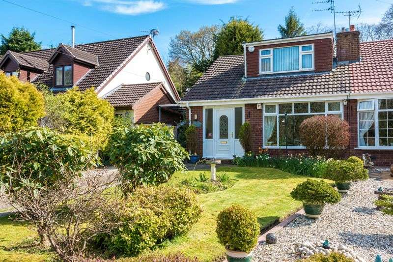 3 Bedrooms Semi Detached House for sale in Whalley Road, Heskin