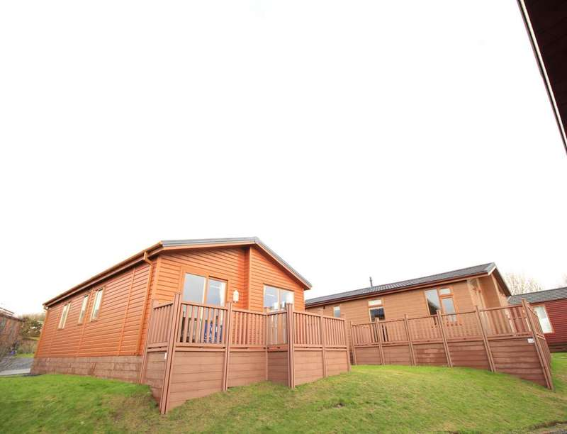 3 Bedrooms Bungalow for sale in Port Haverigg Holiday Village, Haverigg, Millom, LA18