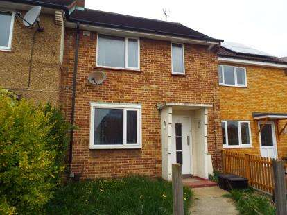 2 Bedrooms Terraced House for sale in Leven Drive, Waltham Cross, Hertfordshire