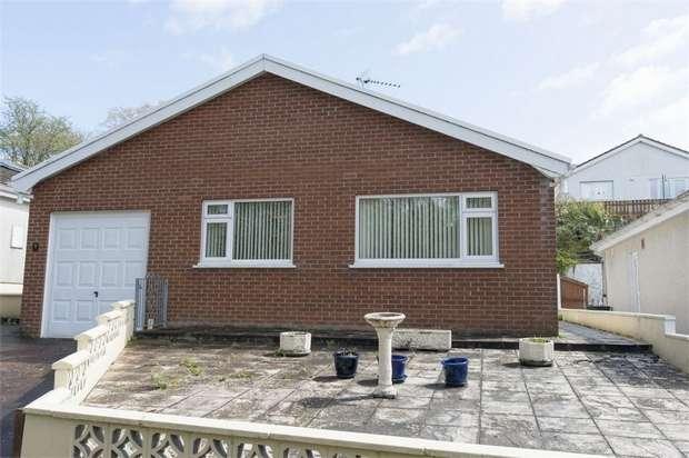 3 Bedrooms Detached Bungalow for sale in Melin Y Coed, Cardigan, Ceredigion