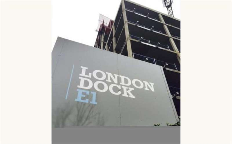 1 Bedroom Property for sale in Admiral Wharf, London Dock, London, E1W