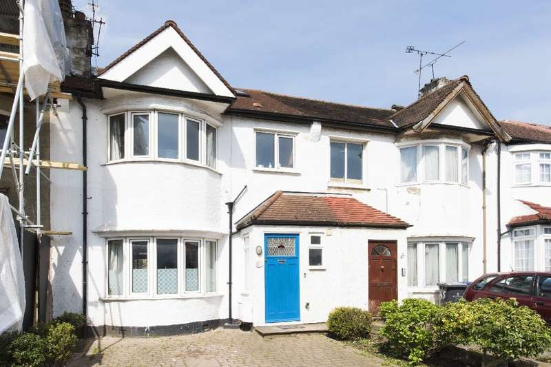 3 Bedrooms House for sale in Woodville Road, NW11