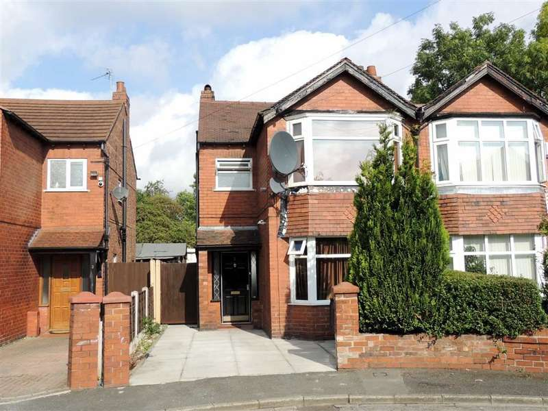 3 Bedrooms Property for sale in Alwyn Drive, Longsight, Manchester