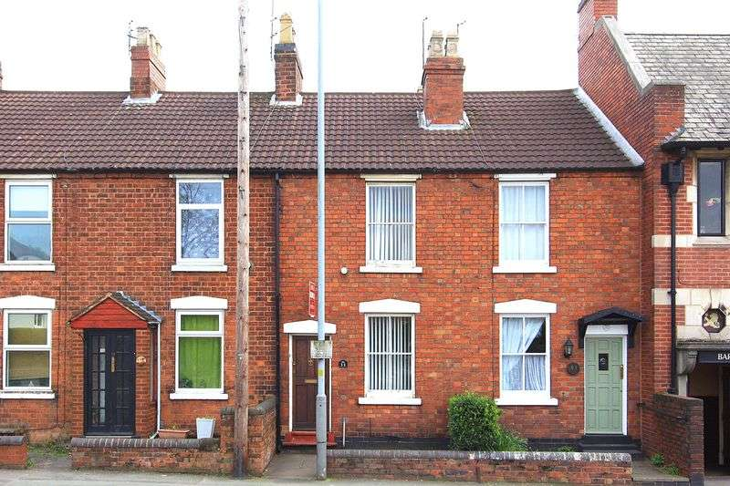 2 Bedrooms Terraced House for sale in BRADMORE, Trysull Road