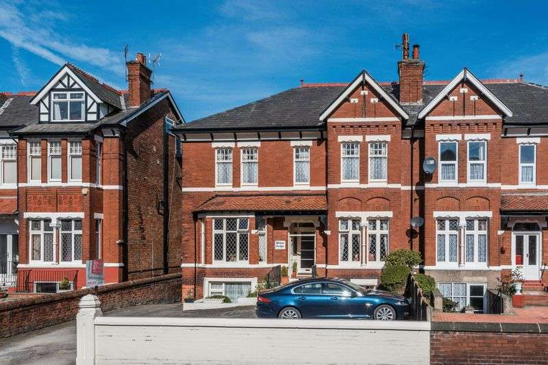 8 Bedrooms Semi Detached House for sale in Talbot Street, Southport