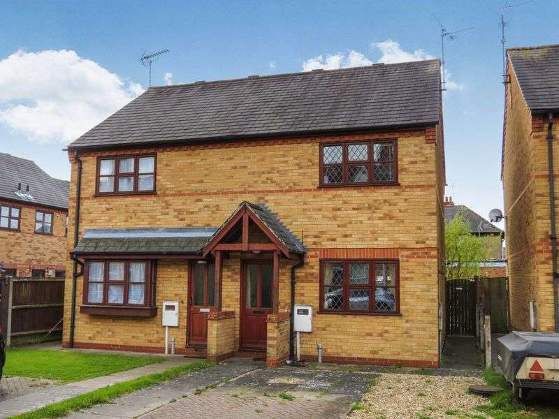 2 Bedrooms Semi Detached House for sale in Central Bourne