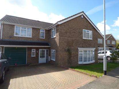 5 Bedrooms Detached House for sale in Paddocks Way, Little Billing, Northampton, Northamptonshire