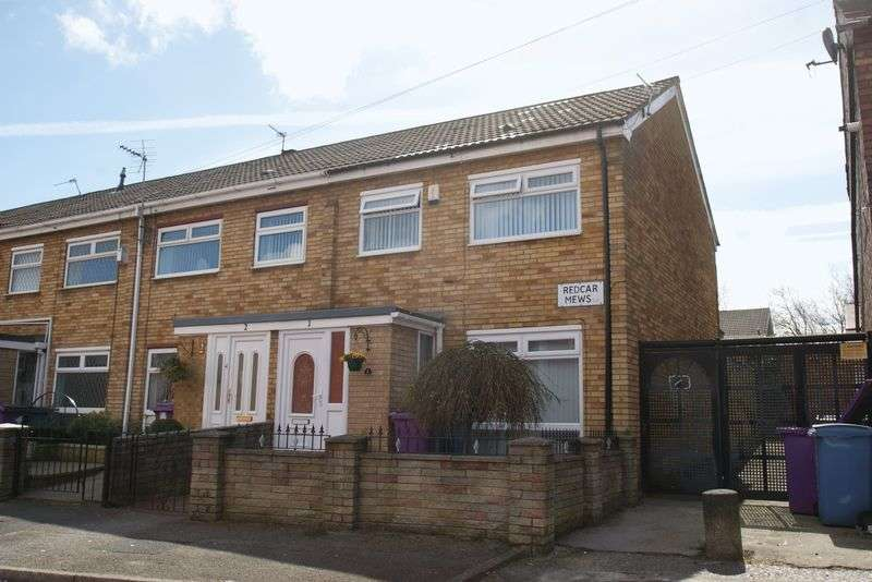 3 Bedrooms Terraced House for sale in Redcar Mews, Liverpool