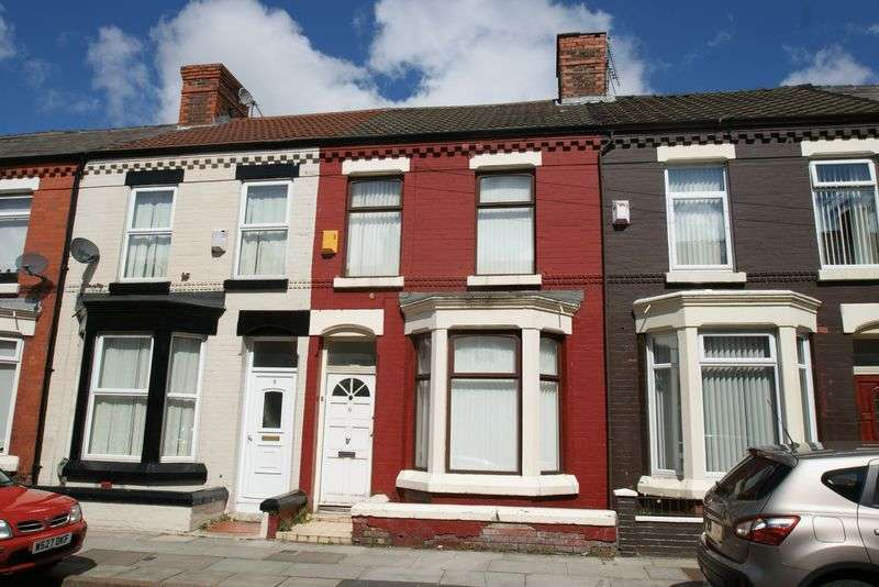 2 Bedrooms Terraced House for sale in Taplow Street, Liverpool