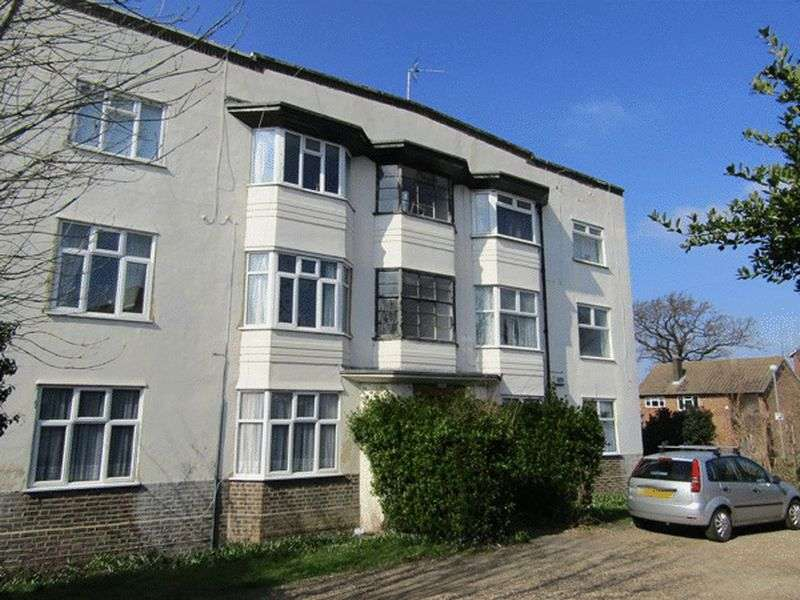 2 Bedrooms Flat for sale in Benhill Wood Road, SUTTON, Surrey