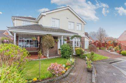 4 Bedrooms Detached House for sale in Croftside, Woolston, Warrington, Cheshire