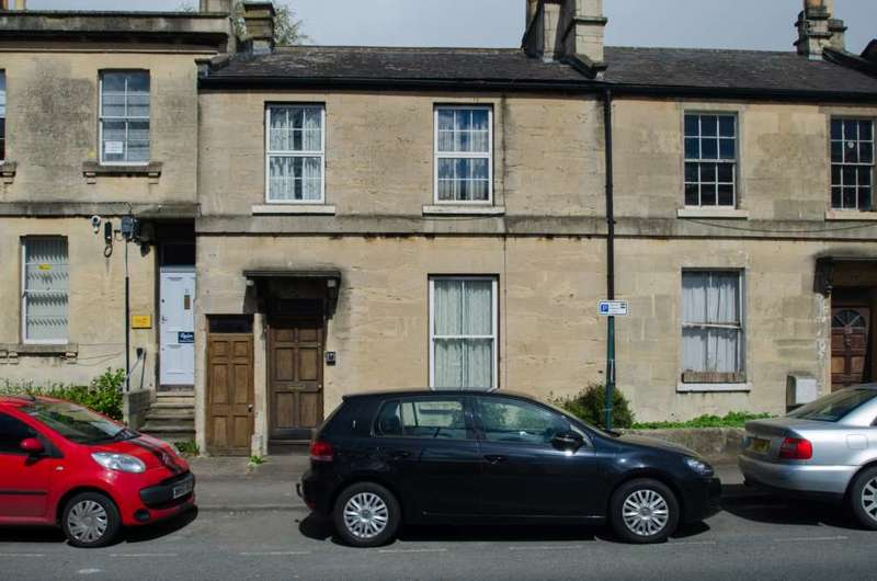 4 Bedrooms Terraced House for sale in James Street West, Bath