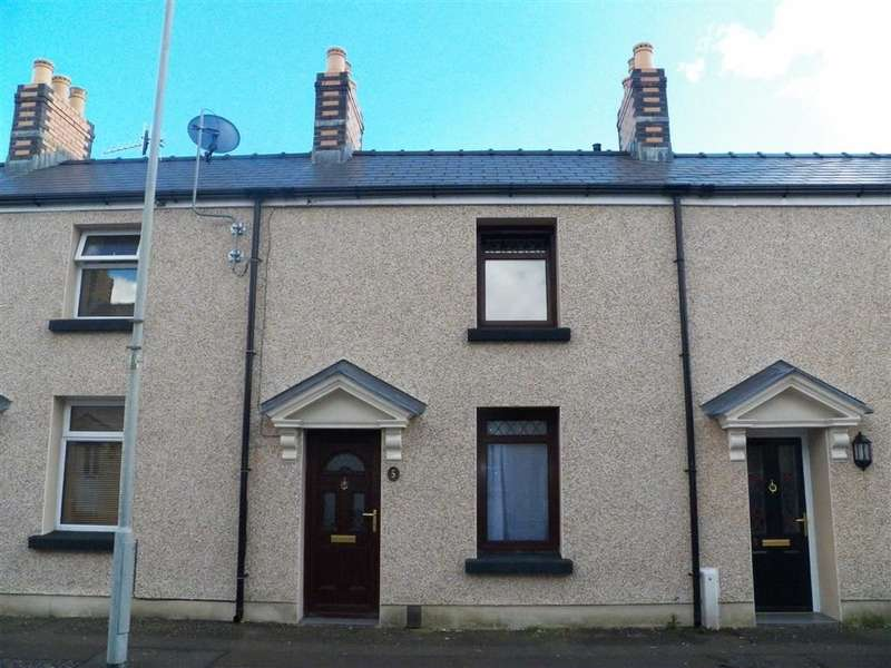 3 Bedrooms Property for sale in Vivian Street, Hafod