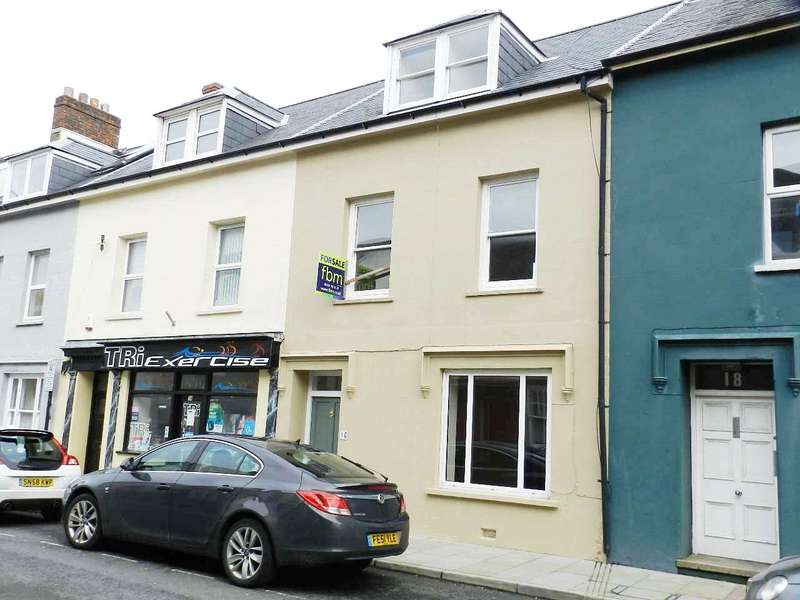 6 Bedrooms Terraced House for sale in Upper Market Street, Haverfordwest, Pembrokeshire