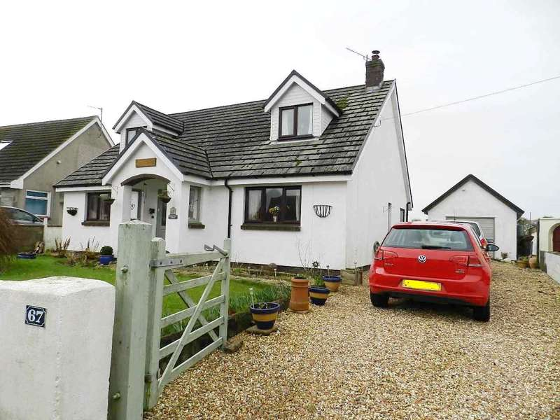 4 Bedrooms Detached Bungalow for sale in Berry Hill Lodge, New Road, Hook, Haverfordwest
