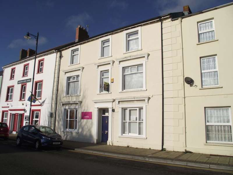 Office Commercial for sale in Hamilton Terrace, Milford Haven, Pembrokeshire