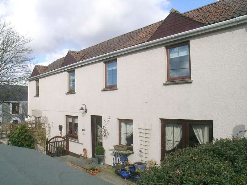 3 Bedrooms Detached House for sale in The Old Barn, Redberth, Tenby, Pembrokeshire