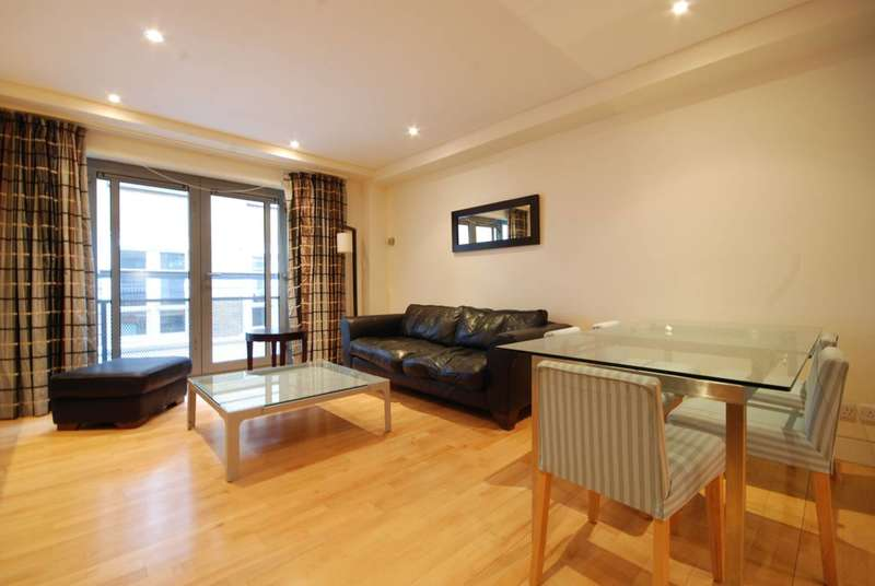 1 Bedroom Flat for sale in Rose and Crown Yard, St James's, SW1Y
