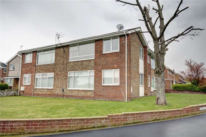 1 Bedroom Flat for sale in Bamburgh Road, Newton Hall, Durham, DH1