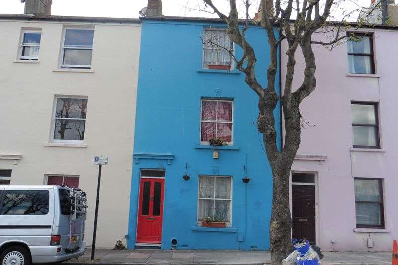 3 Bedrooms Terraced House for sale in Park Street, Brighton