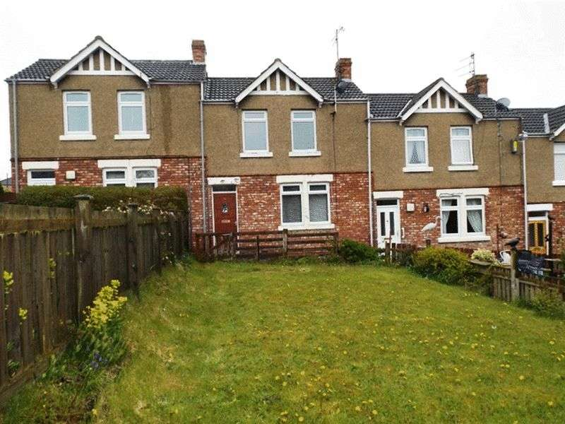 2 Bedrooms Terraced House for sale in St. Marysfield, Morpeth - Two Bedroom Terrace House