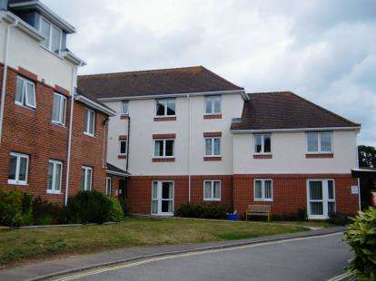 1 Bedroom Retirement Property for sale in Littleham Road, Exmouth, Devon