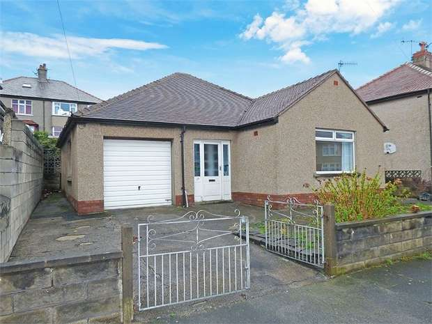 2 Bedrooms Detached Bungalow for sale in Regent Park Grove, Morecambe, Lancashire
