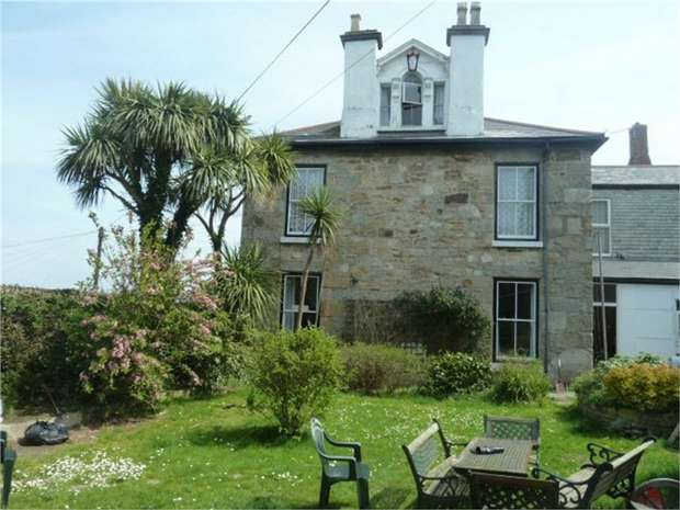 6 Bedrooms Detached House for sale in Albert Terrace, Penzance, Cornwall