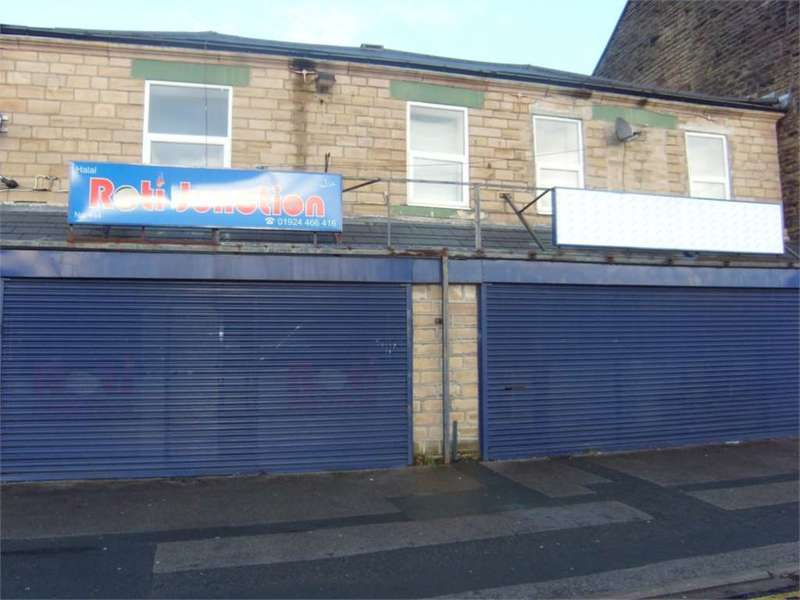 Commercial Property for sale in Huddersfield Road, Ravensthorpe