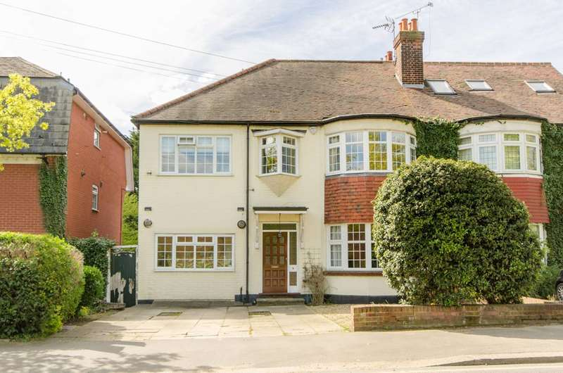 4 Bedrooms House for sale in Lavender Hill, The Ridgeway, EN2
