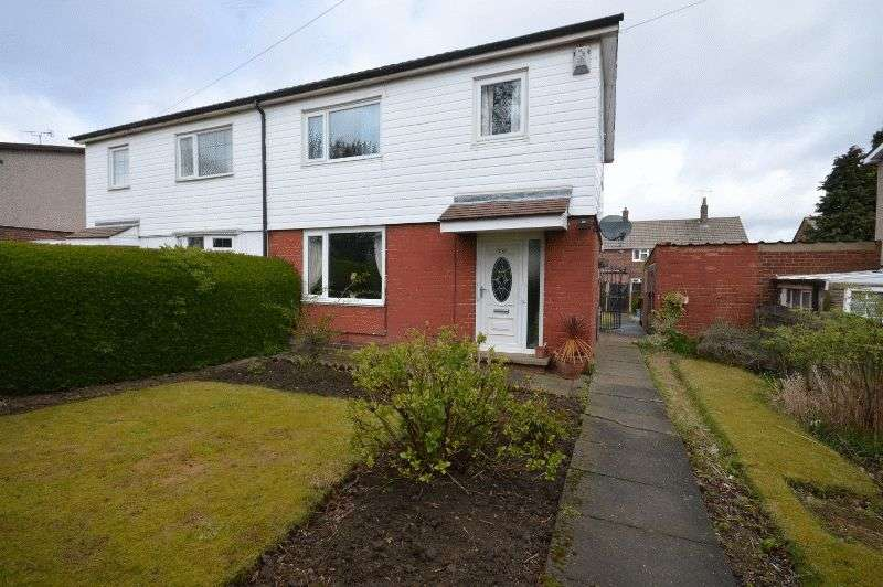 3 Bedrooms Semi Detached House for sale in Queens Park Drive, Castleford